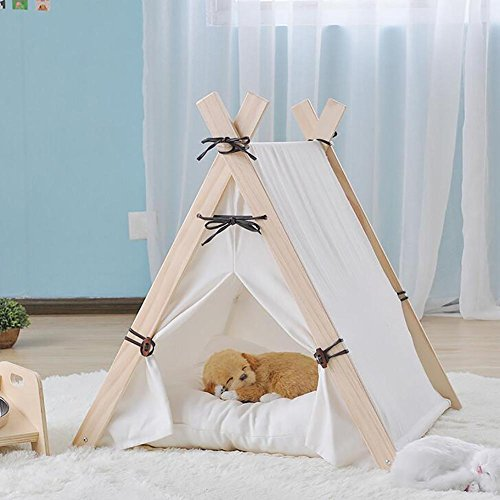 Un tipi en tulle pour son animal