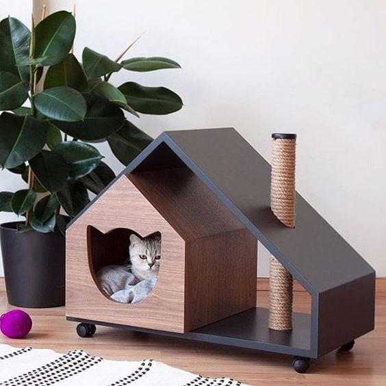Cat Cave Bed Furniture