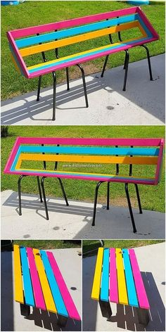 Pallet Benches Table Pallets