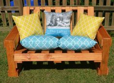 Pallet Benches Tutorial Pallets 1