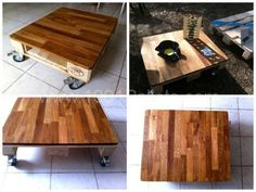 Pallet Coffee Tables Sofa Table