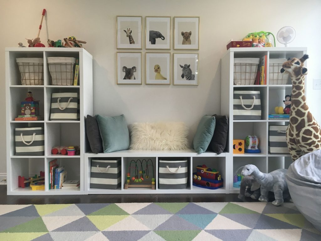 Simple And Elegant Toy Storage Ideas