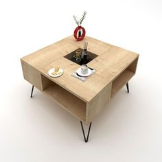 Table basse design Lord