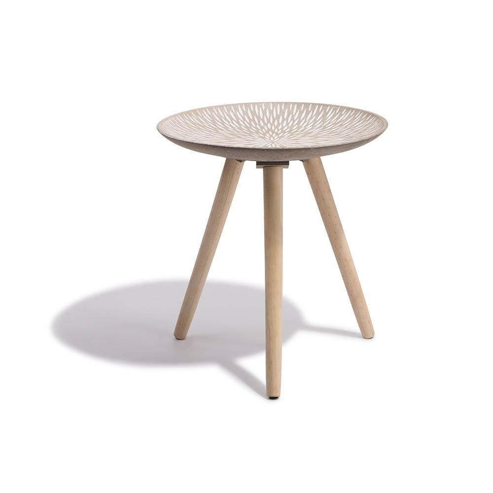 Table dappoint de canapé Rond