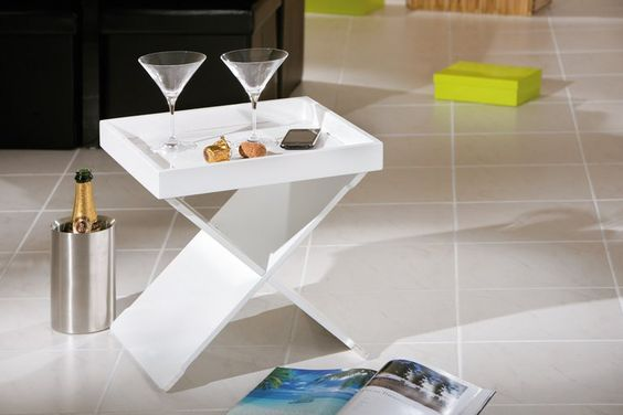 Table dappoint moderne